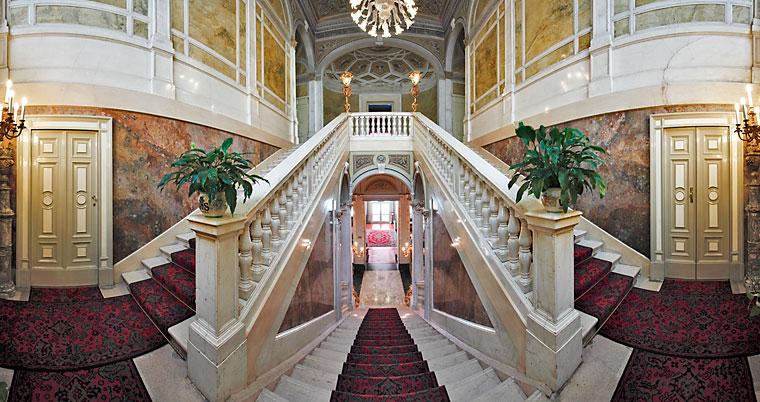Grand Hotel Villa Serbelloni - Interior