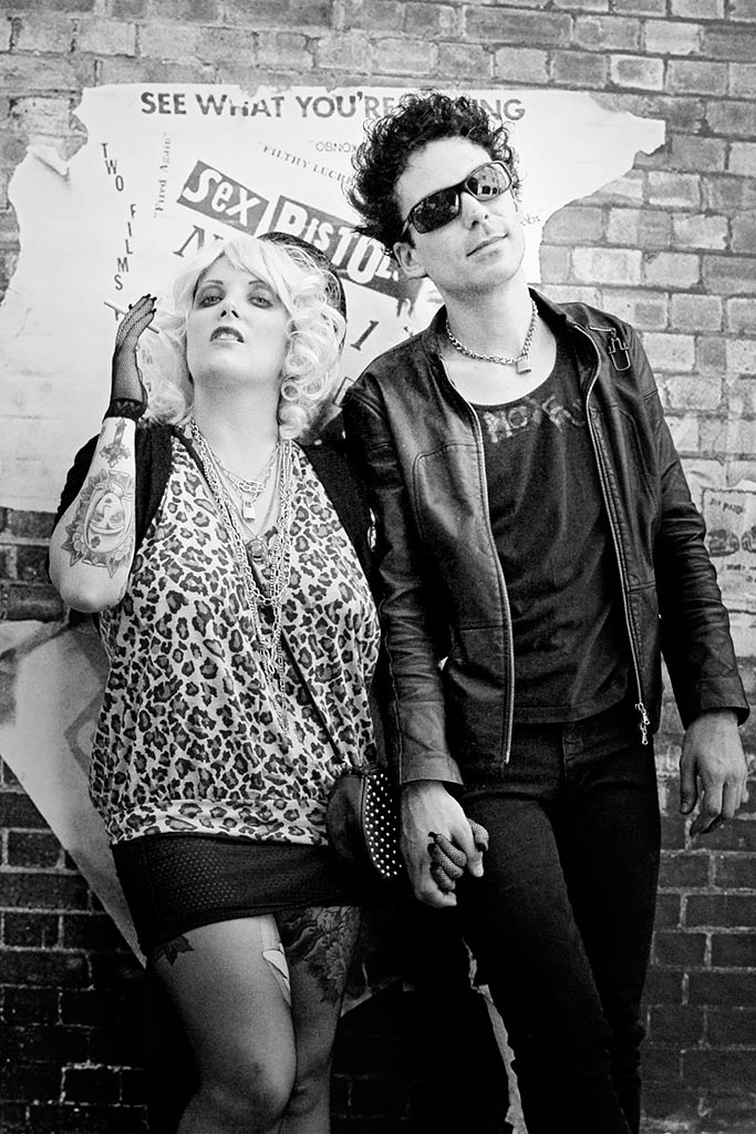 Sid & Nancy, a personal project