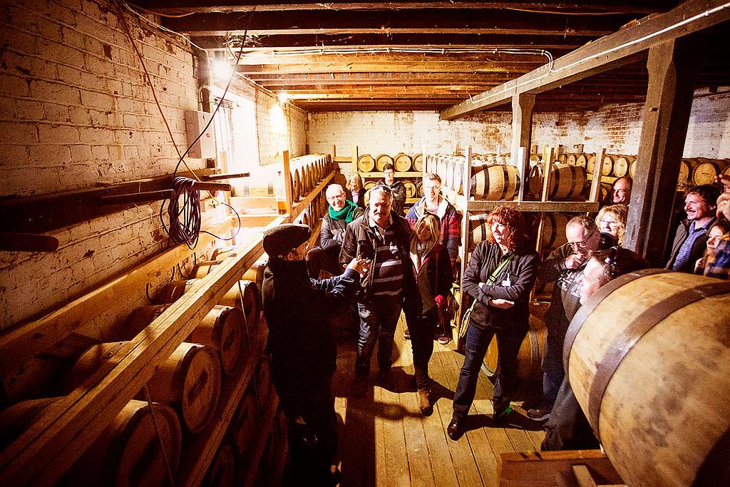 Redlands Distillery Tasmania